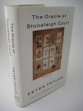 1st Edition ORACLE AT STONELEIGH COURT Peter Taylor STORIES Pulitzer Prize