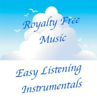 ROYALTY-FREE Easy Listening Music, 20 track Charity CD for HOPE HOUSE HOSPICES