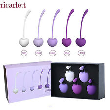 Ben Wa Balls Kegel Balls Ecercise Weight Kit, Bladder Control Device, Set of 5