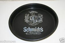 Vintage Hard Plastic SCHMIDT'S of Philadelphia Beer Serving Cocktail Tray RARE