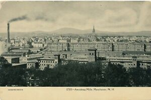 MANCHESTER NH – Amoskeag Mills