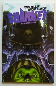 Sharkey The Bounty Hunter Netflix Image Graphic Novel Comic Book