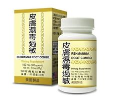 Rehmannia Root Combo Supplement Helps Promote Skin Health Made in USA