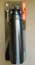 ELITE Crono Cx FRP Kit Aero Water Bottle and Fiberglass Cage Made in Italy TT