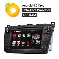 For Mazda 6 2009 2010 2011 2012 Android8.0 Car Audio Stereo Radio DVD GPS Navi l