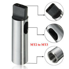 MT2 to MT3 Cône Morse réduction Adaptateur Manchon de perceuse pour