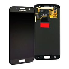 Display Pantalla LCD Touch Tactil Samsung Galaxy S7 G930F Black Original Amoled