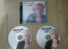 Lana Del Rey - double mixtape cd rare AKA Lizzy Grant - pre fame. lust for life
