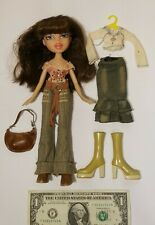 New listing Vintage 2003 MGA Bratz the Style It Fashion collection Dana with Clothes Lot