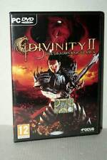 DIVINITY II THE DRAGON KNIGHT SAGA USATO PC DVD VERSIONE ITALIANA RS2 51594