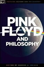 Pink Floyd and Philosophy: Careful with That Axiom, Eugene! (Paperback or Softba