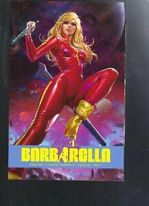 BARBARELLA  1  2021  SERIES -   DYNAMITE    COMICS