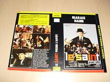 JAQUETTE VHS Le Saint prend l'affût Jean Marais Jean Yanne