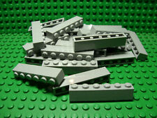 20 x Basic pietra 1x1 Grigio Scuro//Dark Bluish Gray Brick//3005 Merce Nuova LEGO