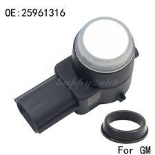 For GM Ultrasonic Backup Aid Parking Sensor PDC O-ring 25961316 15239247 White