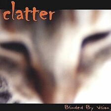 Clatter Blinded By Vision sealed new  CD  11 tracks
