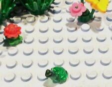 New LEGO Minifig Animal Pet TRANSLUCENT GREEN FROG TOAD 33320 ~ FREE & FAST!