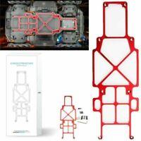 Für DJI RoboMaster S1 Robot Chassis Metall Aluminium Armor Strengthening Teile