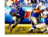 Andre Williams autographed signed NFL New York Giants 8x10 photo