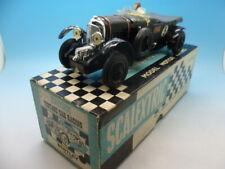 Scalextric C64 Bentley in Black, rarer colour and mint plus orignal box