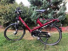 """Riese und Müller Fahrrad """"Culture Red"""" , Touren / City Bike unisex"""