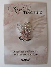T Angel of Teaching tack PIN Ganz teacher guides compassion love