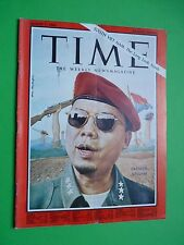 TIME magazine Atlantic 1964 august 7 Premier Khanh South Viet Nam