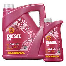 MANNOL TDI 5W-30 API 5 L Huile Diesel