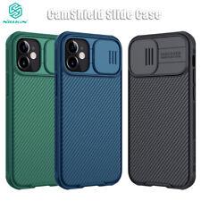 Nillkin CamShield Slide Case For iPhone 12 Pro Max 12 Mini Camera Protect Cover