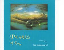 CD DIRK STABERNACKpearls of loveNEAR MINT (R0578)