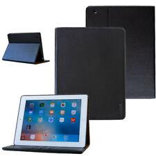 """Echt Leder Cover für neues Apple iPad 9,7"""" 2018  Schutzhülle Tasche Tablet Case"""