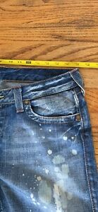 True religion Brianna USA made tag size 31 actual size 34x32
