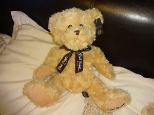 """David Emanuel 12"""" Lovely Bear - New"""