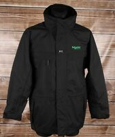 Helly Hansen Helly-Tech Hidden Hood Men Jacket Coat Size S, Genuine