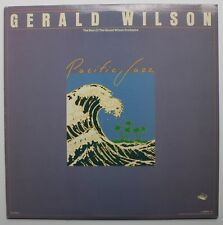 "Gerald Wilson Pacific Jazz Comp LP 1978 ""California Soul"""