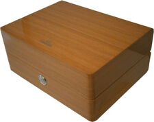 Authentic Omega New Style Solid Wood Lacquered Watch Box