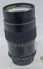 Auto Revuenon 200mm F3.3 Pentax K Mount Prime Lens For SLR/Mirrorless Cameras