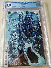 Detective Comics #995 CGC Graded 9.8