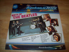 RARE Birth of the BEATLES IMPORT Hamburg 1961-1962 NEAR MINT vinyl FREE US SHIPP