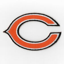 Chicago Bears Iron on Patches Embroidered Badge Patch Applique Emblem FN