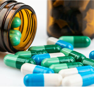 200pcs HPMC Vegan Empty Capsules Coloured Pharmaceutical Size 0 1 Caps