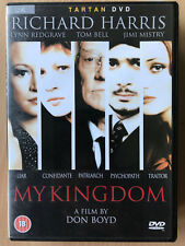 Richard Harris MY KINGDOM ~ 2001 British Gangster Film Rare Tartan UK DVD