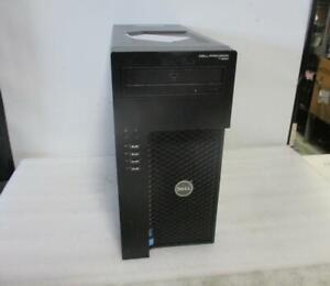 Dell Precision T1650 Win10 Core E3-1225 v2 3.2GHz 8GB 250GB Desktop PC (H01)