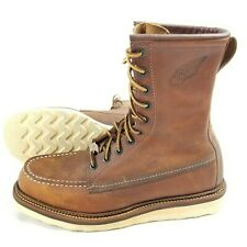 """Red Wing Moc Toe 8"""" Horween Leather Boots 100th Anniversary Size US 8.5 USA 1906"""