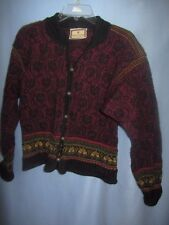 Dale of Norway wool button front sweater sz XL Dale Casual
