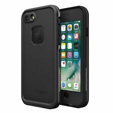 Brand Lifeproof Fre Waterproof Case for iPhone 8 iPhone 7 Asphalt Black 4.7 Inch