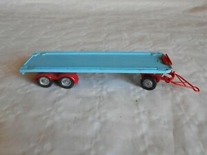 vintage corgi chipperfields circus menagerie trailer for scammell