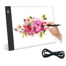 Table Lumineuse Dessin A4 Ultra-mince Portable Tablette Led Lumineuse pr Diamant