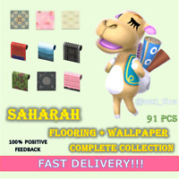 Saharah Mysterious Wallpaper Flooring Complete Collection 91 pcs FASTEST!