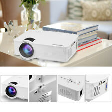 Excelvan Mini LED Projector Home Cinema 3D 1080P HDMI for Smartphone 5000 Lumens